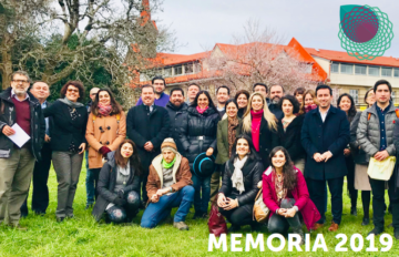 Avances y desafíos: Memoria 2018-2019 de la Red Campus Sustentable
